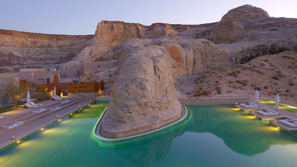 Top Best Luxury Hotels In The World The Luxury Travel Expert - Amazing hotel located desert looks like ultimate escape