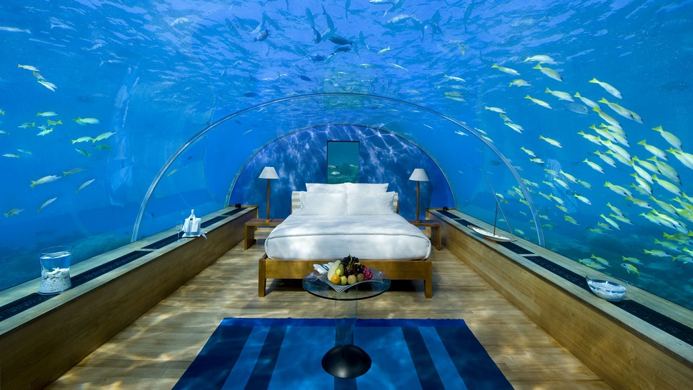 Top10 Best Underwater Hotels In The World