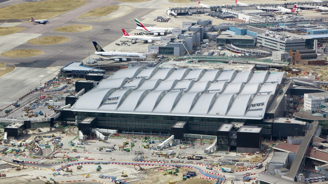 how to get to heathrow from london